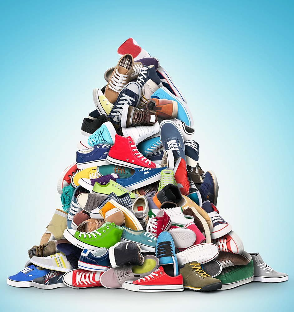 Fund2Orgs Shoe Drive Fundraiser